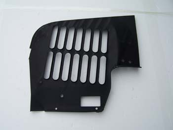 L/H half inner front wing