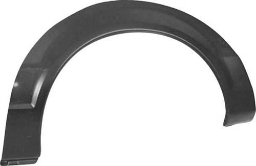 R/H rear wheel arch 2 door hatchback models (not est)