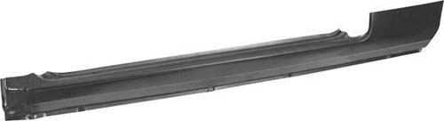 L/H full sill 2- door models