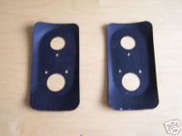 1 Pair Of Adaptor Plates To Fit Mk1 Lamps To MK2/3 Models