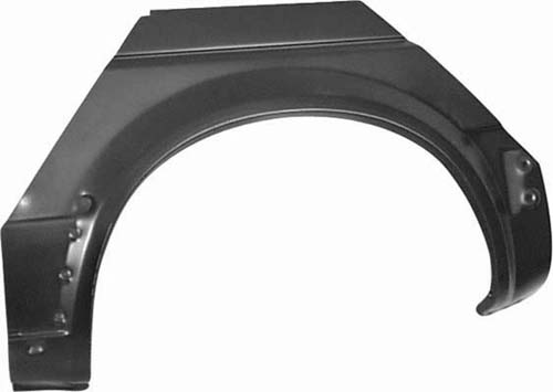 L/H rear wheel arch section 2 door