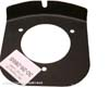 L/H Top Suspension Plate -1977 105mm Hole