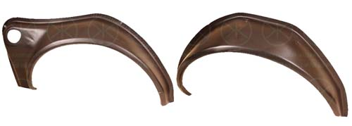 1 PAIR OF INNER REAR WHEEL ARCHES