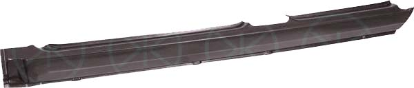 L/H full sill 4- door models