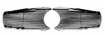 MERCEDES PAGODA W113 230SL/280SL FRONT GRILLE BACKING PANELS X 2