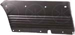 R/H rear sill extension SLC hard top models