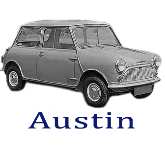 Austin car parts and spares