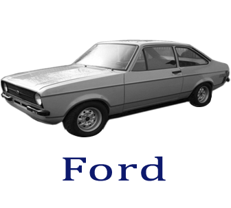 spare parts and body parts car classic Fords - Escort, fiesta, cortina