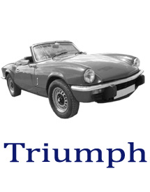 Triumph dolomite sprint spares and parts