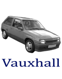 vauxhall astra and nova parts