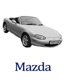 mazda MX 5 car body parts and spares